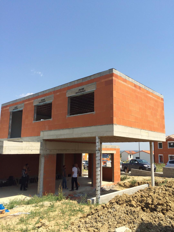 Maison contemporaine à Pompertuzat