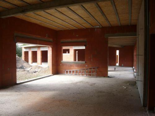Maison contemporaine chemin du Calquet