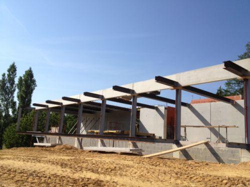 Maison moderne avec piscine a Saint Girons