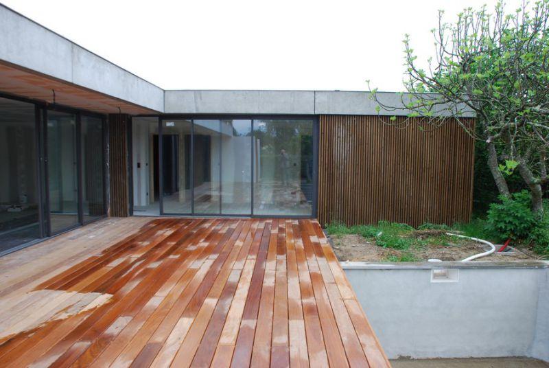 Maison contemporaine avec piscine a Cugnaux
